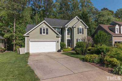 Cary Single Family Home For Sale: 125 Longbridge Drive