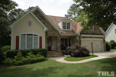Apex Single Family Home For Sale: 7113 Capulin Crest Drive