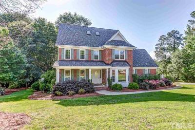 Clayton Single Family Home For Sale: 107 Muirfield Lane