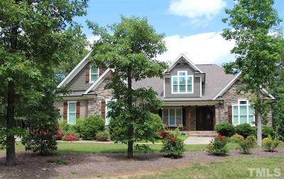 Raleigh Single Family Home For Sale: 5005 White Leaf Court