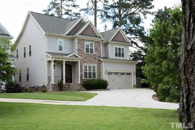 Raleigh Single Family Home For Sale: 605 New Road