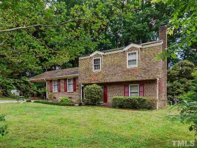 Cary Single Family Home For Sale: 905 Brookgreen Drive