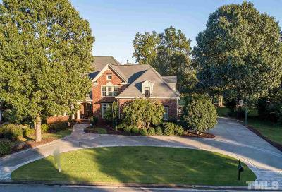 Johnston County Single Family Home For Sale: 708 Parkridge Drive