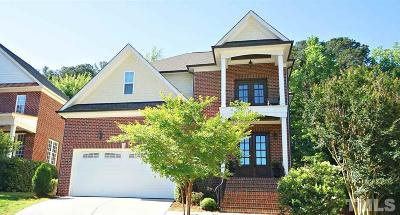 Raleigh Single Family Home For Sale: 1104 Hobson Court