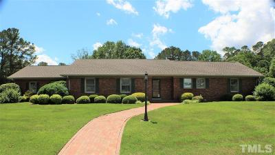 Harnett County Single Family Home For Sale: 208 Marlowe Drive
