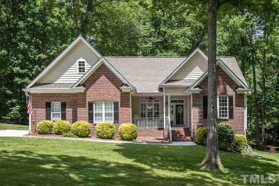 Youngsville Single Family Home For Sale: 25 Jimmys Pond Drive