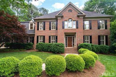 Raleigh Single Family Home For Sale: 4405 Blossom Hill Court
