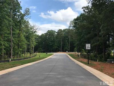 Clayton Residential Lots & Land For Sale: 44 Bucchero Lane