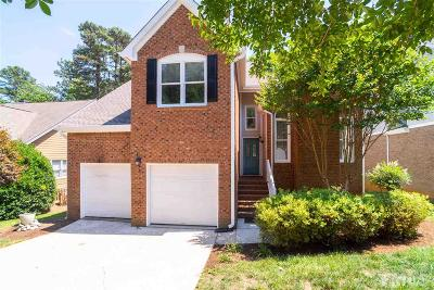 Raleigh Single Family Home For Sale: 10101 Goodview Court