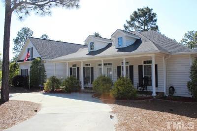 Pinehurst Single Family Home For Sale: 985 S Diamond Head Drive