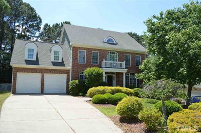 Wake Forest Rental For Rent: 1004 Broyhill Hall Court
