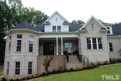Wake Forest Single Family Home For Sale: 7901 Sonoma Creek Lane