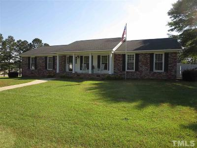 Harnett County Single Family Home For Sale: 203 Marlowe Drive