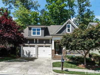 Chatham County Single Family Home For Sale: 347 Dark Forest Drive