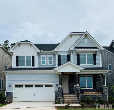 Holly Springs Single Family Home For Sale: 205 Golf Vista Trail #1293