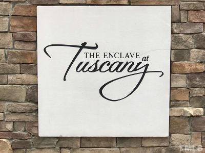 Johnston County Residential Lots & Land For Sale: 110 Bucchero Lane