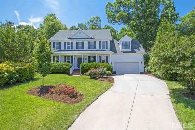 Cary Single Family Home For Sale: 312 Gingergate Drive