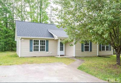 Durham Single Family Home For Sale: 902 Hounds Chase Drive