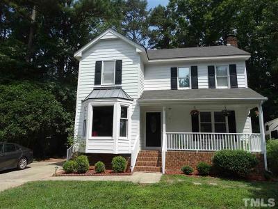 Raleigh Single Family Home For Sale: 7125 Sandringham Drive