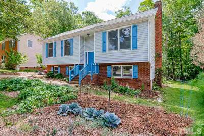 Cary Single Family Home For Sale: 219 Trillingham Lane