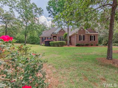 Johnston County Single Family Home For Sale: 233 Josie Drive