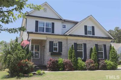 Holly Springs Single Family Home For Sale: 416 Sycamore Ridge Lane