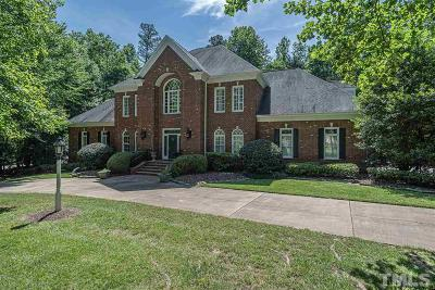 Raleigh Single Family Home For Sale: 4820 Fox Branch Court