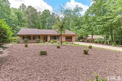 Sanford NC Single Family Home For Sale: $220,000