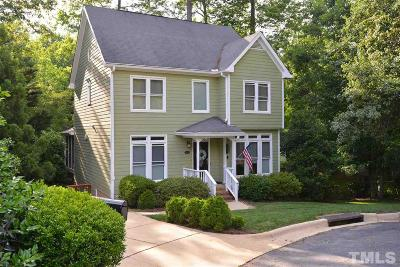 Wake County Single Family Home For Sale: 8605 Tanzanite Court