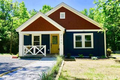 Durham Single Family Home For Sale: 2130 Cheek Road