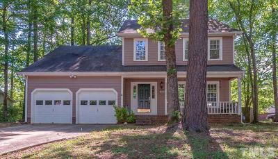 Wake County Single Family Home For Sale: 9300 Glade Cove