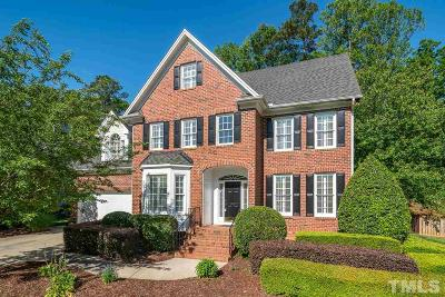 Cary Single Family Home For Sale: 303 Hassellwood Drive