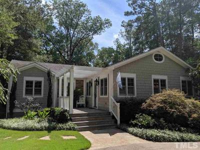 Chapel Hill Single Family Home For Sale: 420 Whitehead Circle
