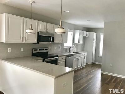 Holly Springs Rental For Rent: 105 Waterpoint Road