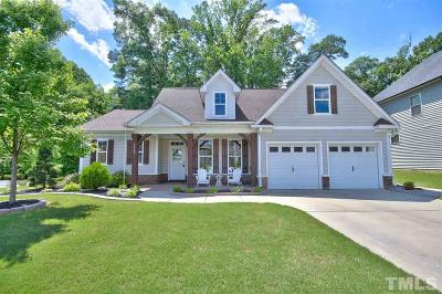 Knightdale Single Family Home Contingent: 5009 Stony Falls Way
