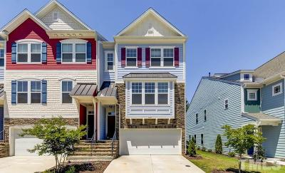 Apex Townhouse For Sale: 549 Metro Station