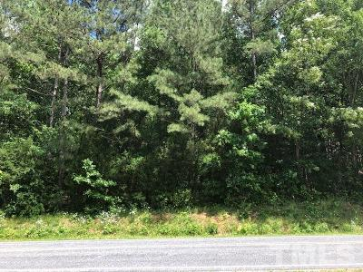 Chatham County Residential Lots & Land For Sale: 2424 Buckner Clark Road
