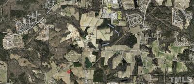 Holly Springs Residential Lots & Land Contingent: 6712 Rouse Road