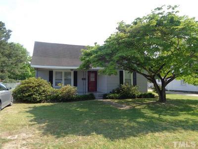Harnett County Rental For Rent: 405 W I Street