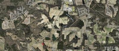 Holly Springs Residential Lots & Land Contingent: 6716 Rouse Road