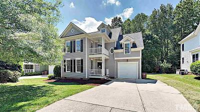 Wake Forest Single Family Home For Sale: 1628 Heritage Garden Drive