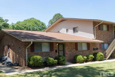 Chapel Hill Condo For Sale: 130 S Estes Drive #A-4