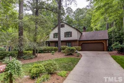 Cary Single Family Home For Sale: 1528 Kilarney Drive