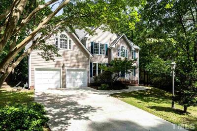 Chapel Hill Single Family Home Contingent: 116 Woodleaf Drive