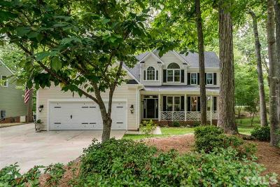 Holly Springs Single Family Home For Sale: 4920 Ridgeston Place
