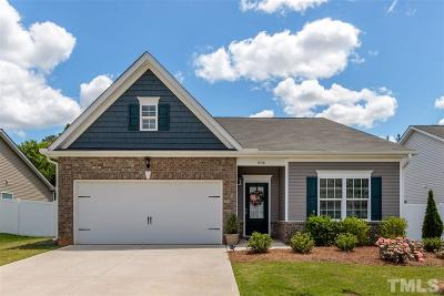 Sanford NC Single Family Home For Sale: $218,750