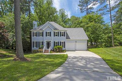 Raleigh Single Family Home For Sale: 4713 Alistar Court