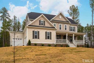 Holly Springs Single Family Home For Sale: 205 Holbrook Hill Lane