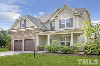 Knightdale Single Family Home Contingent: 1105 Ranchester Road