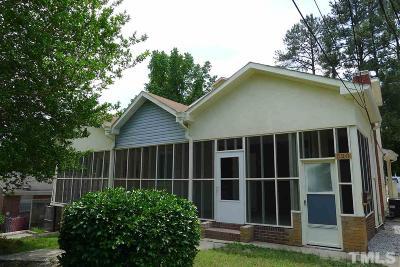 Durham Rental For Rent: 520 Nash Street #E